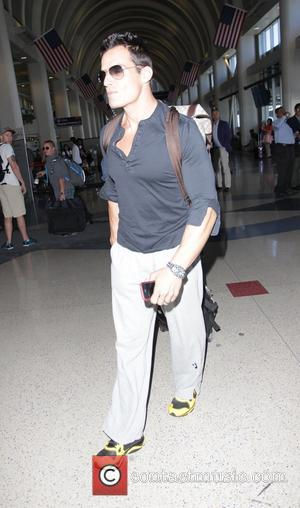 Antonio Sabato Jr. - While leaving Los Angeles via Los Angeles International Airport (LAX), actor and model Antonio Sabàto, Jr....
