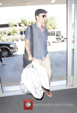 Josh Charles - American actor Josh Charles was photographed at Los Angeles International Airport in Los Angeles, California, United States...