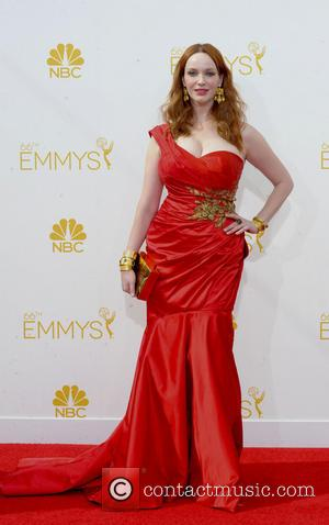 Christina Hendricks - Glamorous Hollywood A listers took to the red carpet for the 66th Annual Primetime Emmy Awards in...