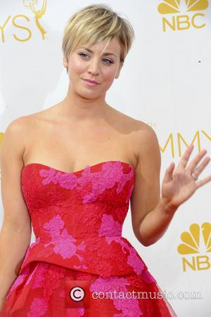 Kaley Cuoco - Glamorous Hollywood A listers took to the red carpet for the 66th Annual Primetime Emmy Awards in...