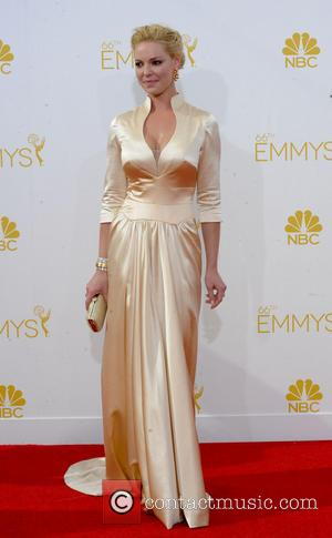 Katherine Heigl - Glamorous Hollywood A listers took to the red carpet for the 66th Annual Primetime Emmy Awards in...