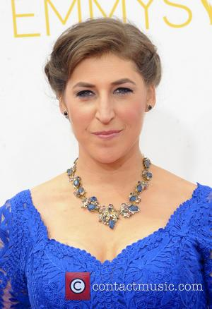 Mayim Bialik - Glamorous Hollywood A listers took to the red carpet for the 66th Annual Primetime Emmy Awards in...