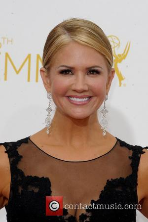 Nancy O'Dell - Glamorous Hollywood A listers took to the red carpet for the 66th Annual Primetime Emmy Awards in...