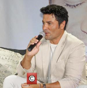 View - Chayanne continues his promo tour of his new album 'En todo Estare' - San Juan Puerto Rico, Puerto...
