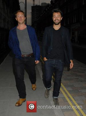 Dominic Cooper - Celebrities at Chiltern Firehouse restaurant in Marylebone - London, United Kingdom - Wednesday 27th August 2014