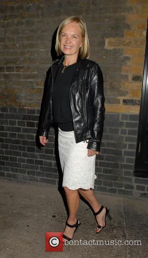 Mariella Frostrup - Celebrities at Chiltern Firehouse restaurant in Marylebone - London, United Kingdom - Wednesday 27th August 2014