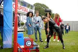 Neon Jungle - Performances and Atmosphere at Fusion Festival Day One - Birmingham, United Kingdom - Wednesday 27th August 2014