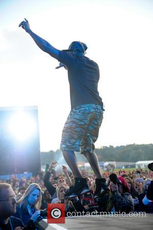 Dizzee Rascal - Performances and Atmosphere at Fusion Festival Day One - Birmingham, United Kingdom - Wednesday 27th August 2014