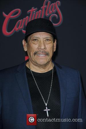 Danny Trejo - A host of glamorous stars attend the Premiere of new biopic 'Cantiflas' - Los Angeles, California, United...