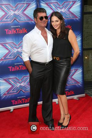 Simon Cowell and Lauren Silverman - The X Factor  press launch held at Ham Yard Hotel - Arrivals -...