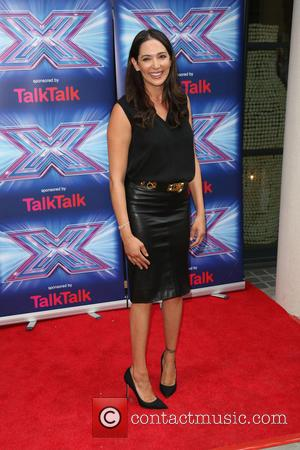 Lauren Silverman - The X Factor  press launch held at Ham Yard Hotel - Arrivals - London, United Kingdom...