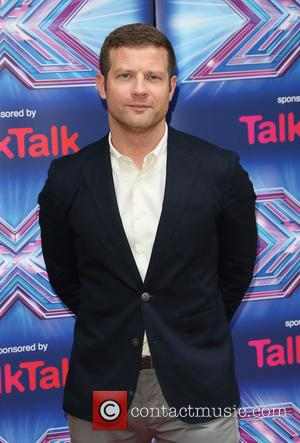 Dermot O'Leary - The X Factor  press launch held at Ham Yard Hotel - Arrivals - London, United Kingdom...
