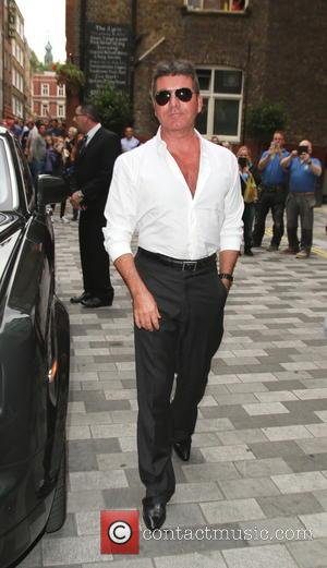 Simon Cowell - 'X Factor' press launch  at The Ham Yard Hotel - London, United Kingdom - Wednesday 27th...