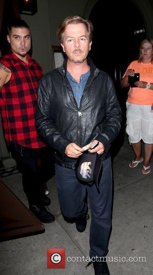 David Spade - David Spade at Craig's Restaurant in West Hollywood - Los Angeles, California, United States - Thursday 28th...