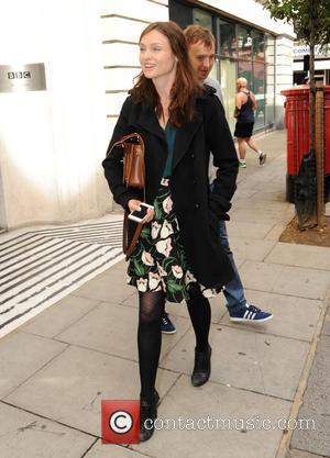 Sophie Ellis-Bextor - Sophie Ellis-Bextor at the BBC Radio studios - London, United Kingdom - Thursday 28th August 2014