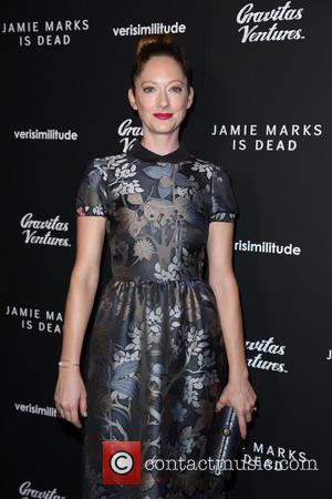 Judy Greer - The premiere of 'Jamie Marks is Dead' held at Sundance Sunset Cinema - Arrivals - Los Angeles,...