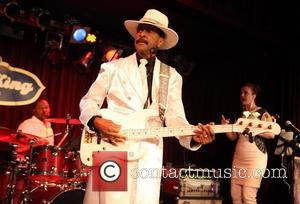 Larry Graham Honours Prince At Jehovah's Witness Memorial
