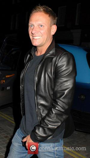 Antony Cotton - Celebrities at Chiltern Firehouse - London, United Kingdom - Friday 29th August 2014