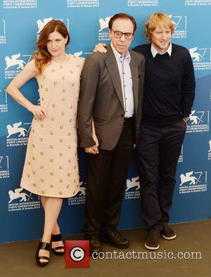 Kathryn Hahn, Peter Bogdanovich and Owen Wilson