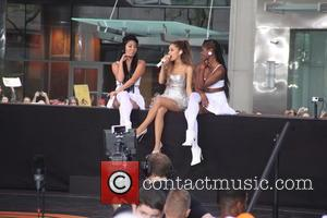 Ariana Grande - Ariana Grande performs live on NBC's 'Today' show - NYC, New York, United States - Friday 29th...