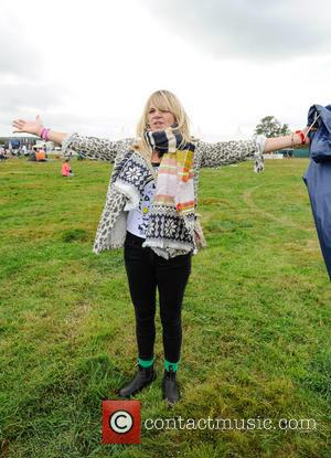 Zoe Ball - The Big Feastival launch - Kingham, United Kingdom - Friday 29th August 2014