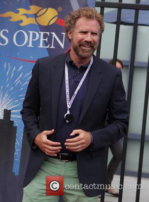 Will Ferrell - Stars are spotted arriving in New York for day 6 of the 2014 US Open Tennis Championships...