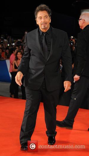 AL PACINO, LUCILA SOLA and CAMILA SOLA - 71st Venice International Film Festival - 'The Humbling' - Premiere - Venice,...