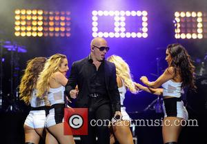 Pitbull - Pitbull performs live headlining Fusion Festival in Birmingham on Saturday - Birmingham, United Kingdom - Saturday 30th August...