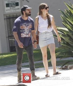 Shia LaBeouf and Mia Goth