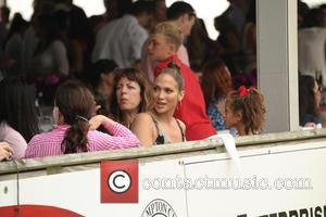 Jennifer Lopez and Childre