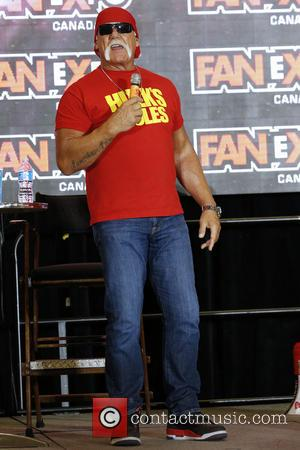 Hulk Hogan - 2014 FanExpo at Toronto Metro Convention Centre. - Toronto, Canada - Sunday 31st August 2014