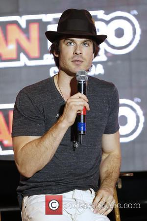 Ian Somerhalder - 2014 FanExpo at Toronto Metro Convention Centre. - Toronto, Canada - Sunday 31st August 2014
