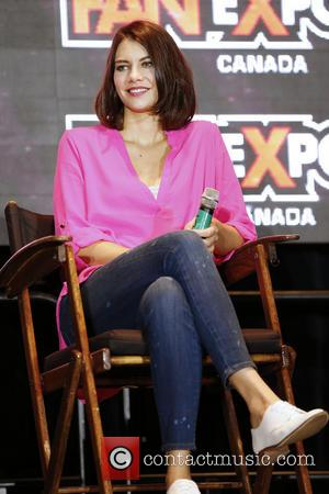 Lauren Cohan - 2014 FanExpo at Toronto Metro Convention Centre. - Toronto, Canada - Sunday 31st August 2014