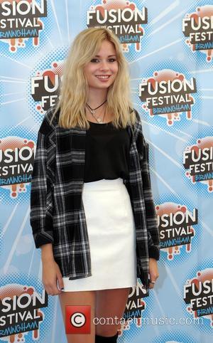 Nina Nesbitt - Fusion Festival Birmingham 2014 - Day 2 - Birmingham, United Kingdom - Sunday 31st August 2014