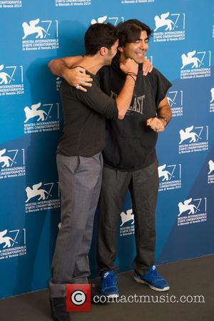 Tahar Rahim and Fatih Akin - 71st Venice International Film Festival - 'The Cut' - Photocall - Venice, Italy -...