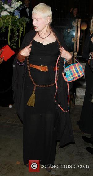 Vivienne Westwood - 8 Northumberland Avenue - Outside Arrivals - London, United Kingdom - Monday 1st September 2014