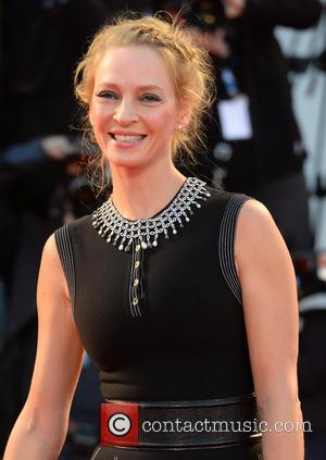 Uma Thurman - 71st Venice International Film Festival - Nymphomaniac: Volume 2 - Directors Cut' - Premiere - Venice, Italy...
