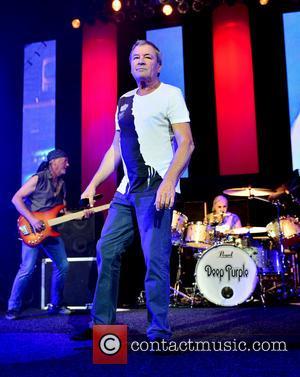 Roger Glover, Ian Gillan and Ian Paice