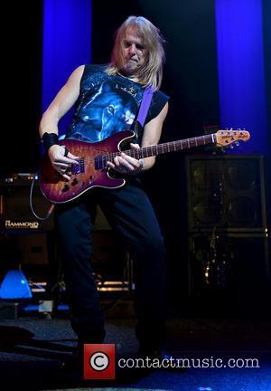 Deep Purple and Steve Morse