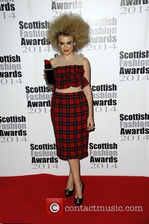 Tallia Storm - Scottish Fashion Awards held at 8 Northumberland Avenue - Arrivals - London, United Kingdom - Monday 1st...