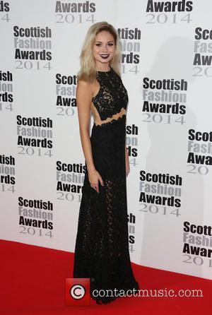 Nina Nesbitt - Scottish Fashion Awards 2014 held at 8 Northumberland Avenue - Arrivals - London, United Kingdom - Monday...