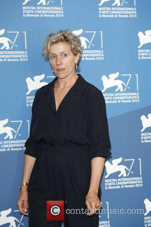Frances McDormand - 71st Venice International Film Festival - Olive Kitteridge 1-2 - Photocall - Venice, Italy - Monday 1st...