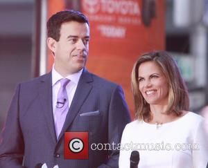 Carson Daly and Natalie Morales - Photographs from NBC's Today show hosted by Carson Daly and Natalie Morales - New...