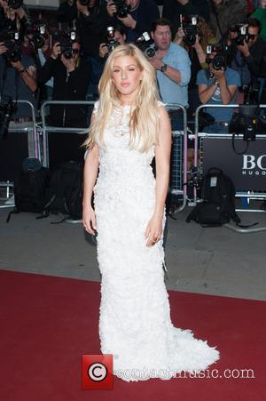 Ellie Goulding - GQ Men of the Year Awards held at the Royal Opera House - Arrivals - London, United...