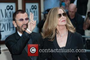 Ringo Starr and Barbara Bach - GQ Men of the Year Awards held at the Royal Opera House - Arrivals....