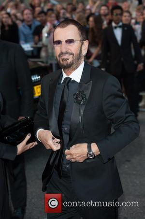 Ringo Starr - GQ Men of the Year Awards held at the Royal Opera House - Arrivals. - London, United...