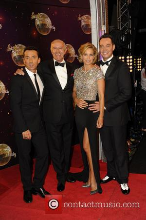 Bruno Tonioli, Len Goodmen, Darcey Bussell and Craig Revell Horwood
