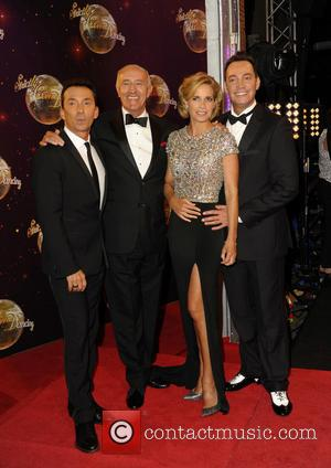 Bruno Tonioli, Len Goodmen, Darcey Bussell and Craig Revell Horwood - 'Strictly Come Dancing' launch at Elstree Studios - Arrivals...
