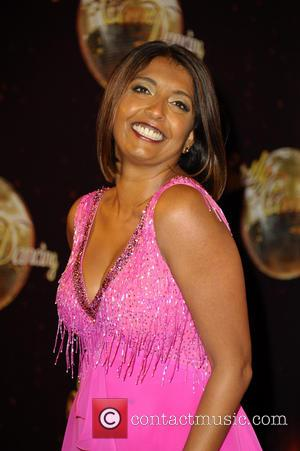 Sunetra Sarker - 'Strictly Come Dancing' launch at Elstree Studios - Arrivals - London, United Kingdom - Tuesday 2nd September...