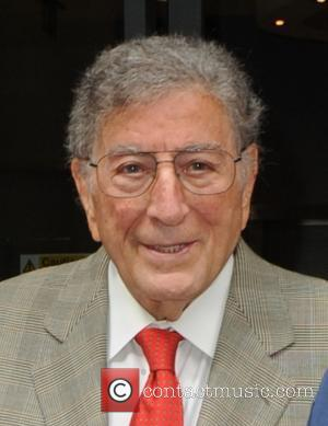 Tony Bennett - Tony Bennett at BBC Radio 2 studios in London - London, United Kingdom - Tuesday 2nd September...